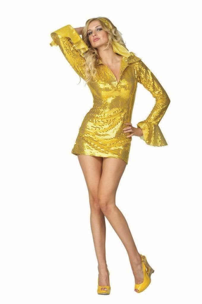 69c56848 70s Gogo Dresses for Women | ... 70'S DISCO FEVER SEQUIN DRESS HIPPIE RETRO  GO GO GIRL WOMAN COSTUMES $49.99
