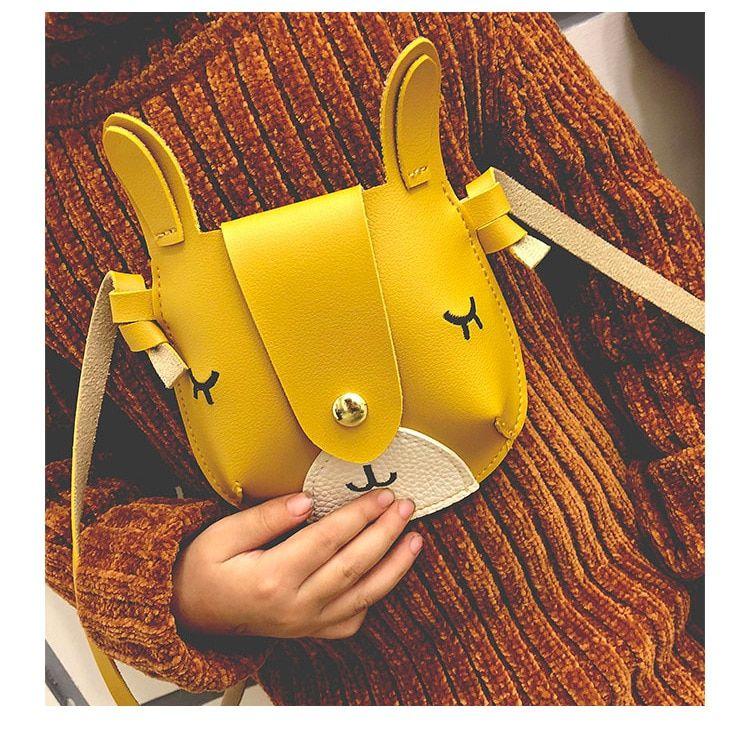 Baby Handbag Messenger Deer Girl Children/'s Bag Shoulder Bag Mini  Bag
