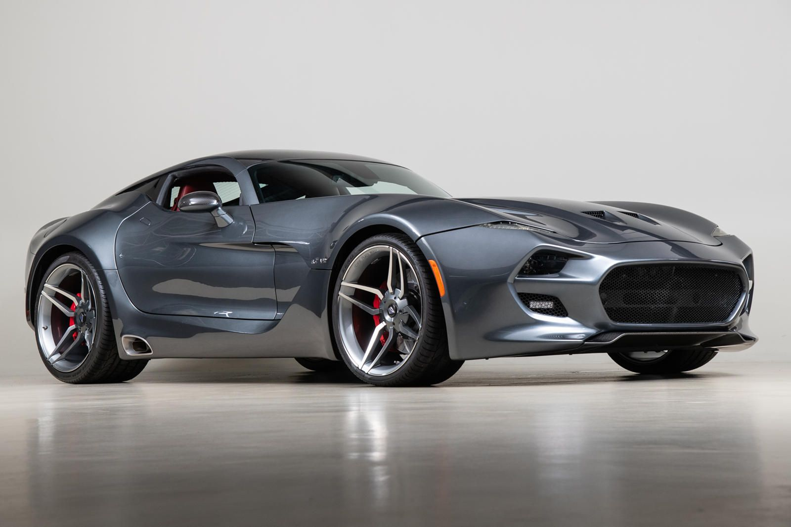 You Can Buy Henrik Fisker S 745 Hp Dodge Viper Based Supercar 50 Units Were Planned Supposedly Only Five Were Built Super Cars Dodge Viper Henrik Fisker