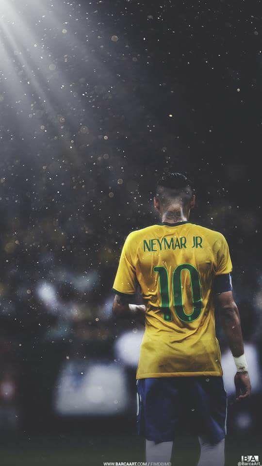 Cristiano Ronaldo Quotes Wallpaper Hd Neymar Brazil Njr 11 Neymar Neymar Brazil Football