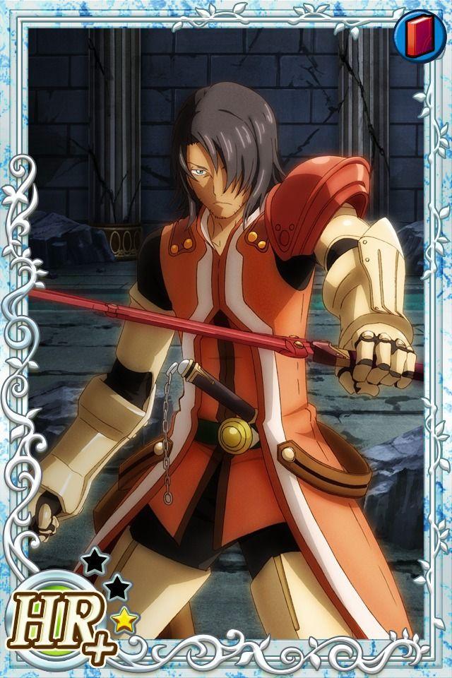 Captain Schwann Tales Of Vesperia Tales Series Tales Of Berseria