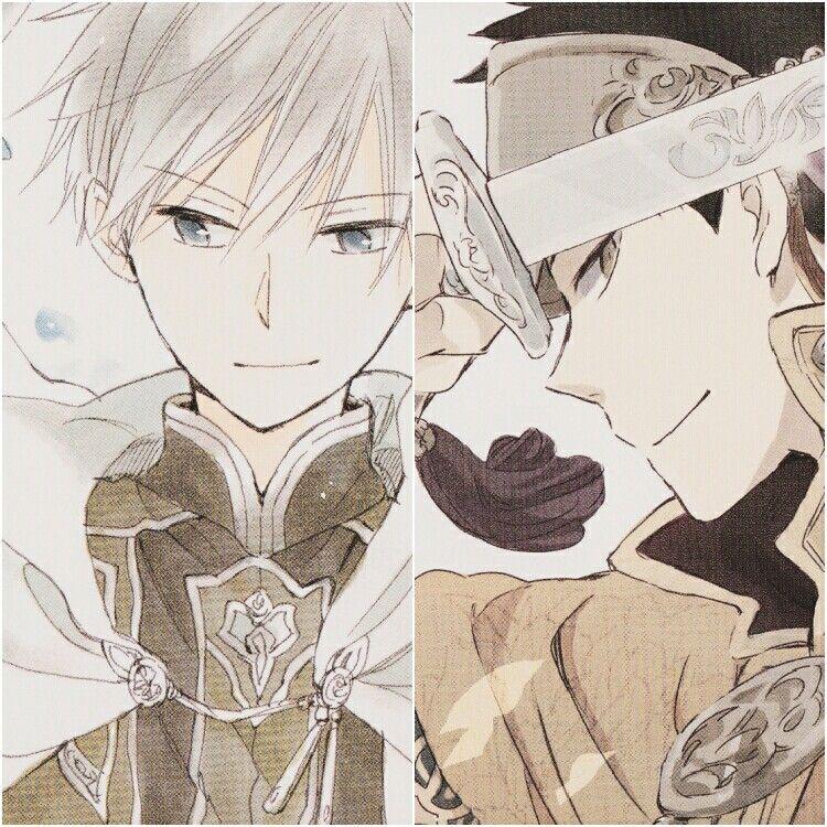 Akagami no shirayukihime zen and obi   Akagami no ...
