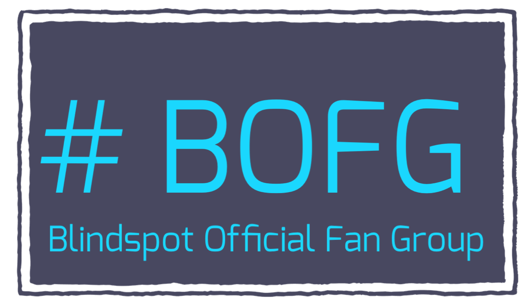 Blindspot Official fan Group.