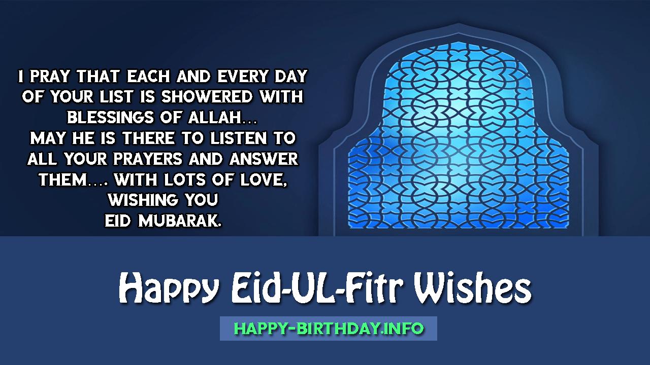 Happy Eid Ul Fitr Wishes Happy Eid Happy Eid Ul Fitr Ramadan Wishes