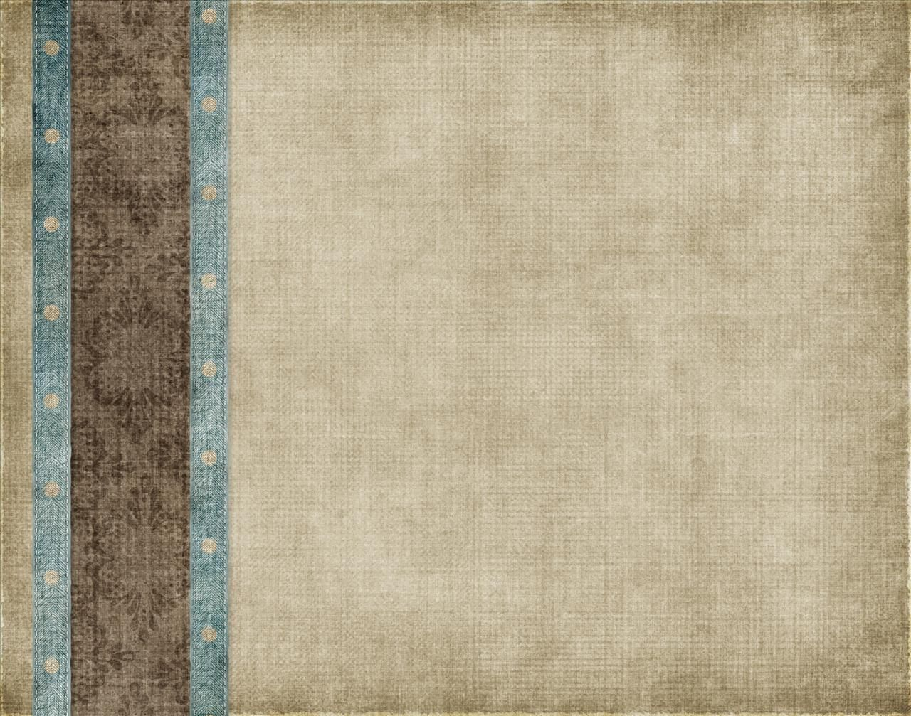 Amelie By Tracy Collins Vintage With Blue Brown And Little Brown Background Vintage Aesthetic Pastel Wallpaper Vintage Scrapbook