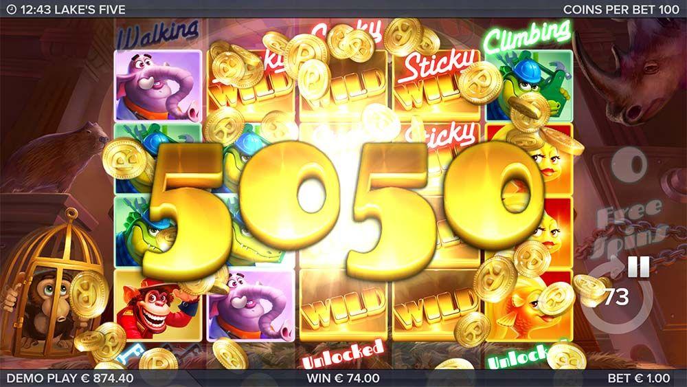 Pin on Online Slot Machine Screenshots