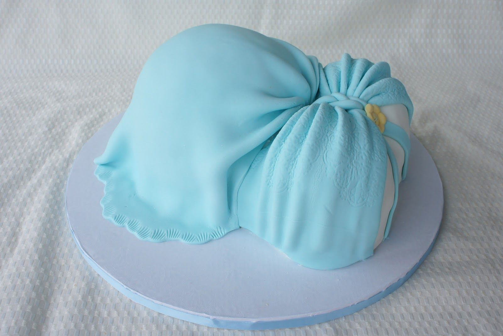 Baby Shower Cakes Montreal ~ Montreal confections baby belly shower cake with