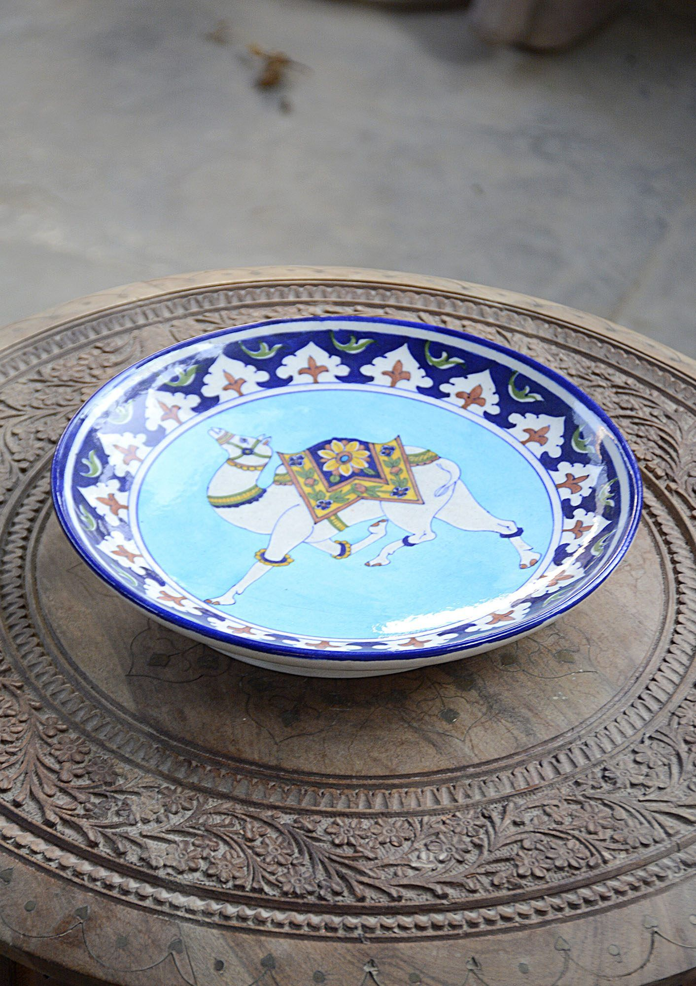 Hand Crafted Plates Dinning And Bath Bd This Handcrafted Oval Shape Decorative Plate Is Made From Ceramic This Plates Are Fi Plates Handmade Pottery Handcraft