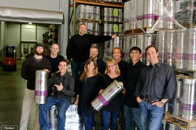Free Flow Wines Innovates with First Automated Wine Kegging Line in North America