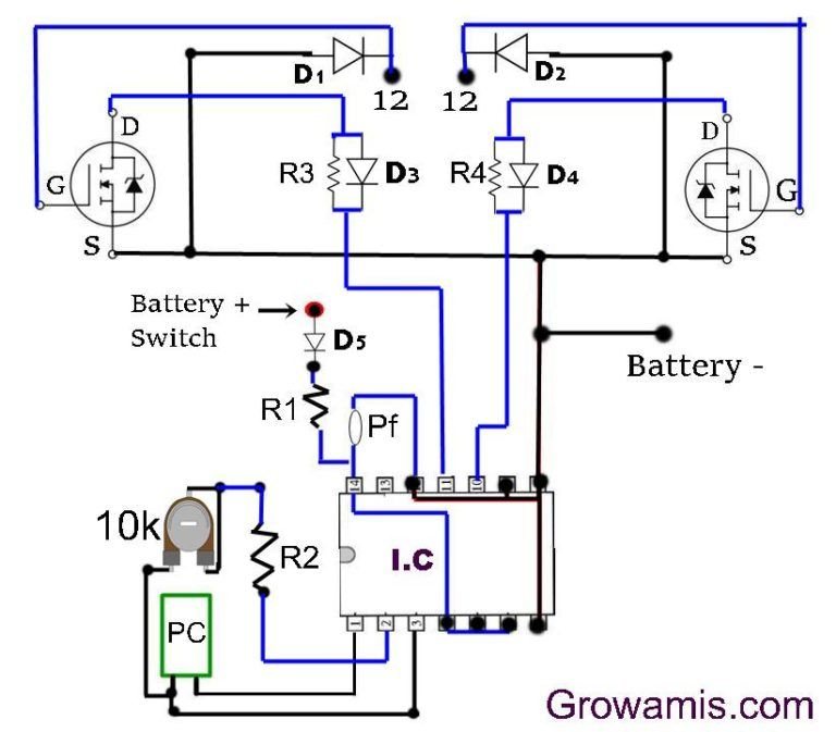 Pin On Electronica Circuito