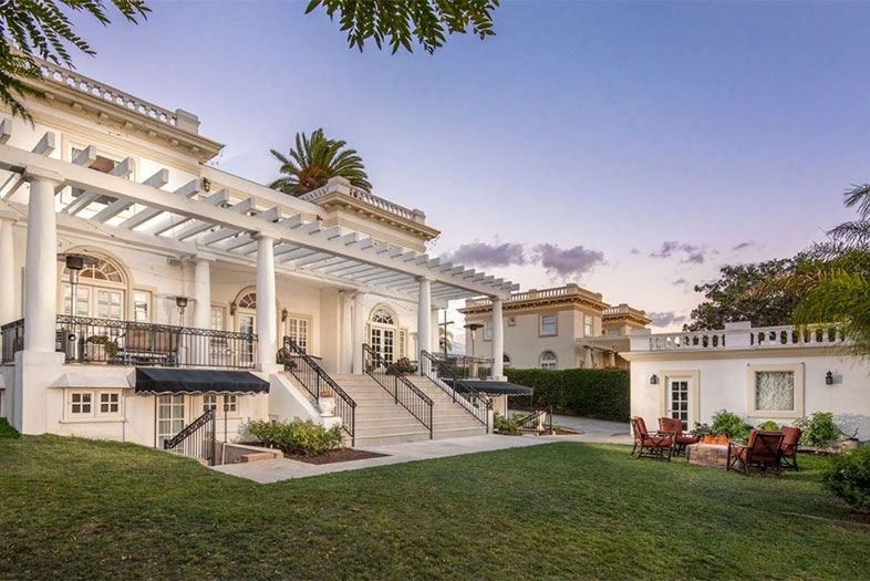3 Famous Homes For Sale In San Diego San Diego Houses Mansions Mission Hills