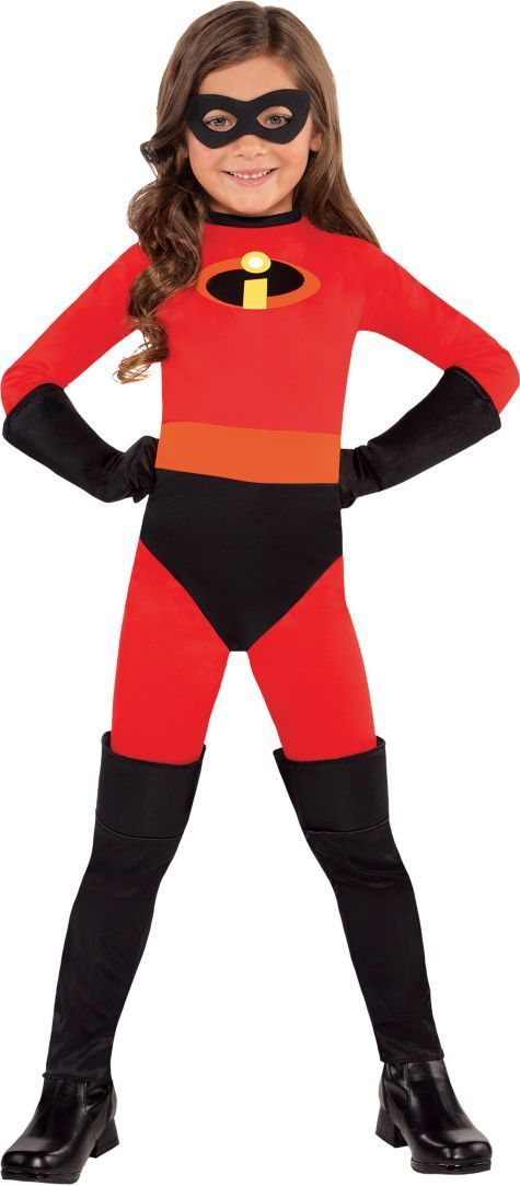 Toddler Girls Violet Costume - The Incredibles - Party City ...