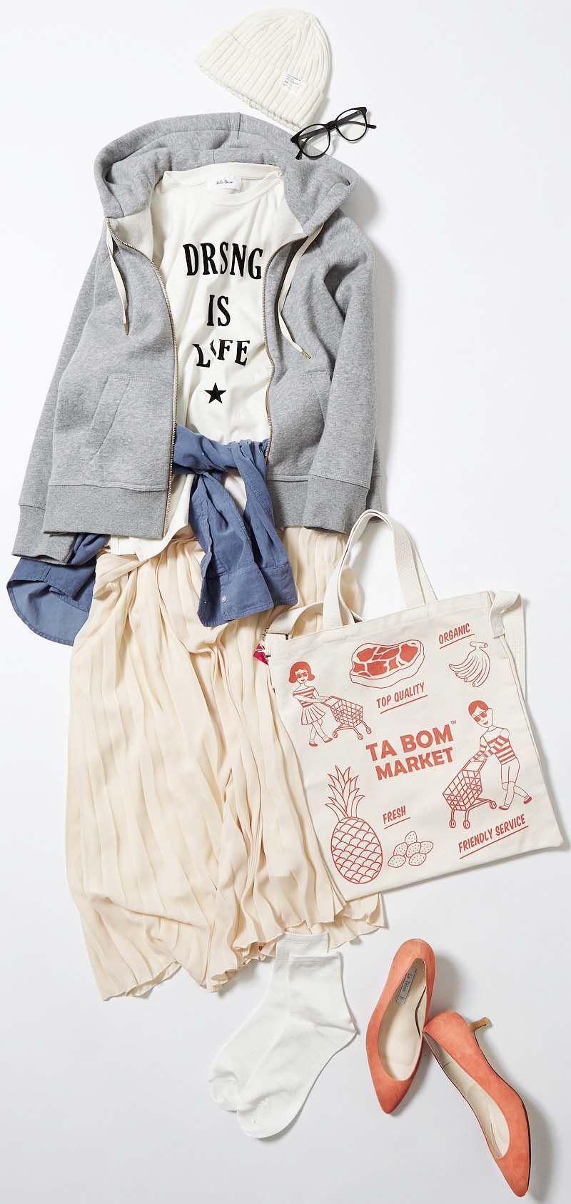 今週のレッスン パステルカラーを取り入れる ルミネ池袋 japanese fashion fashion classy casual