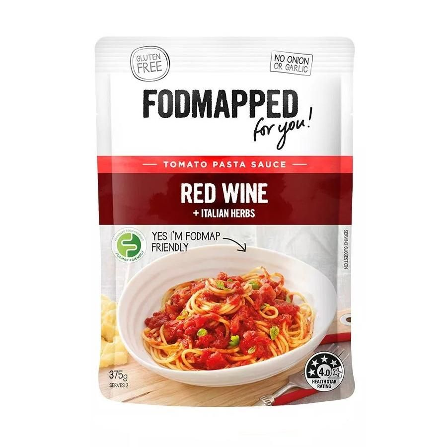 Fodmapped For You Red Wine Simmer Sauce Red Wine Pasta Sauce Pasta Sauce Fodmap