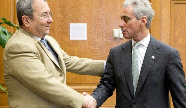 Messenger? Jerusalem, Washington Abuzz As Israeli Defense Minister In Surprise Meeting With Rahm Emanuel
