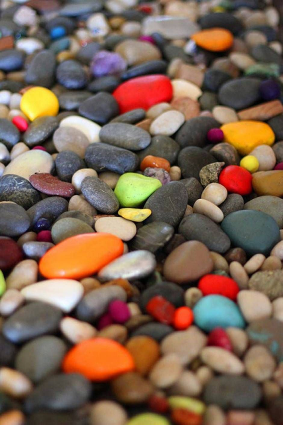 Build A Garden That Rocks: Turn Plain Stones Into A Whimsical Surprise |  Dallas Morning