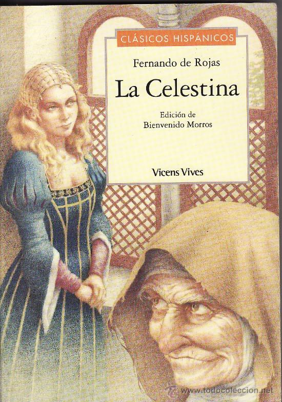 1r Bat La Celestina. Fernando de Rojas