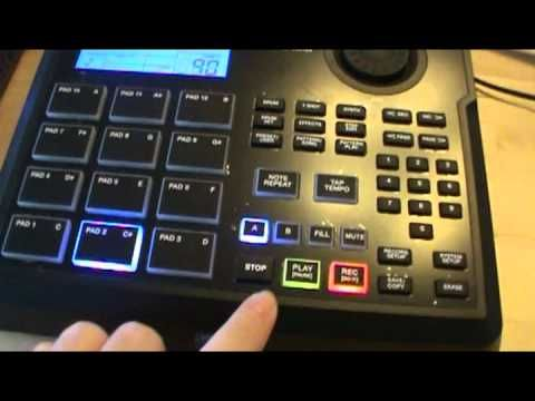 Akai XR20 Tricks Part 1/5