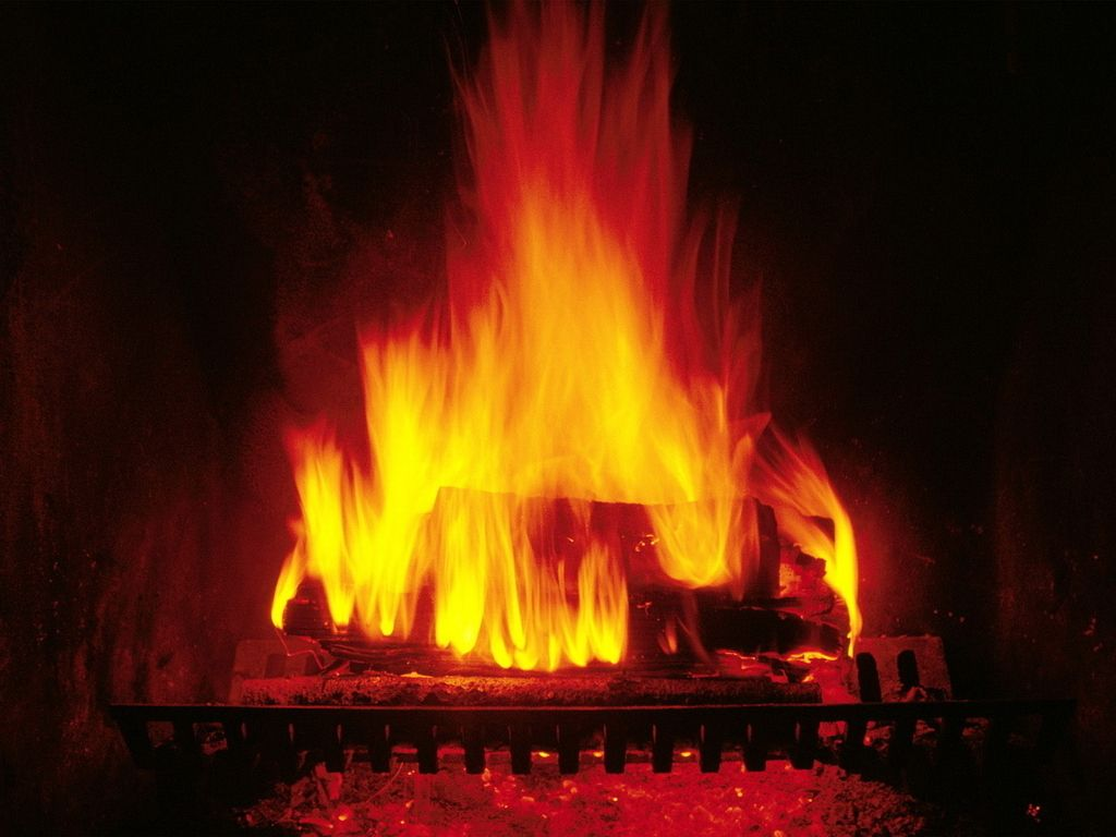 Christmas Crackling Fireplace Fireplace Screensaver Fireplace Fireplace Glass Doors
