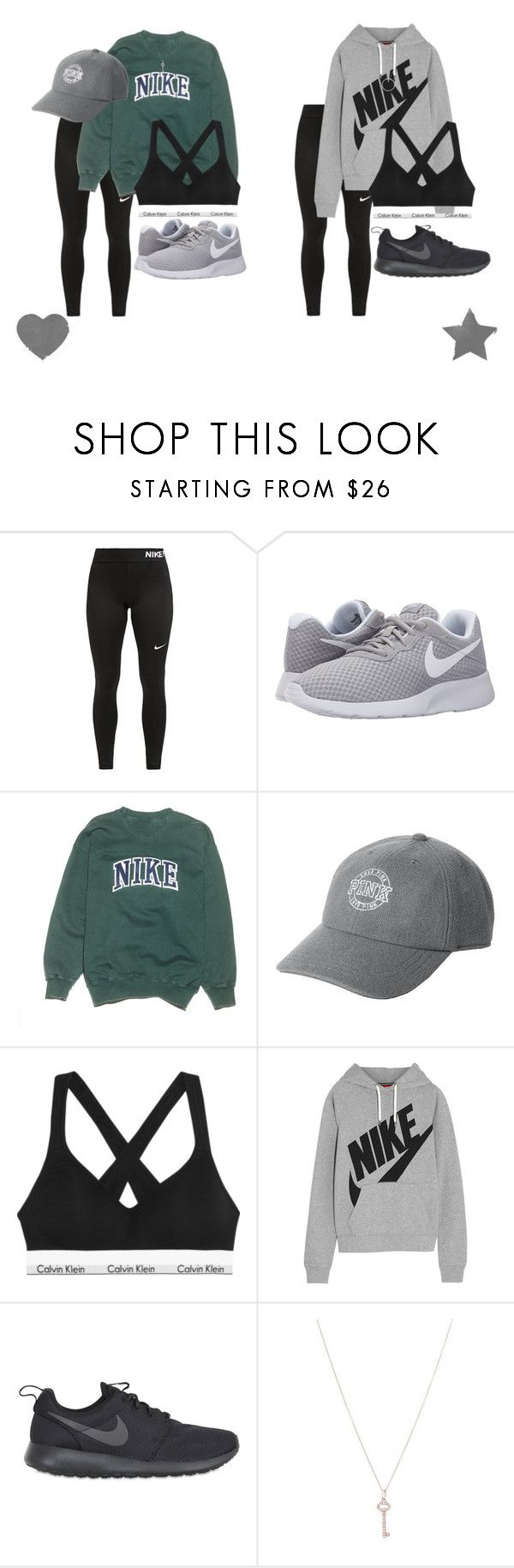 833a87d2bb00 by grace-thesparklepupperoni on Polyvore featuring NIKE