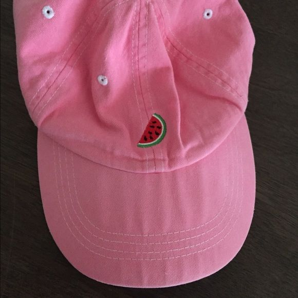 UNIF Watermelon Hat Accidentally purchased two. Brand New. Never been worn.  Perfect condition 06b5d0aa1b76