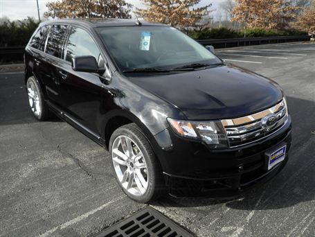 Ford Edge Sport In Indianapolis In  At Carmax Com