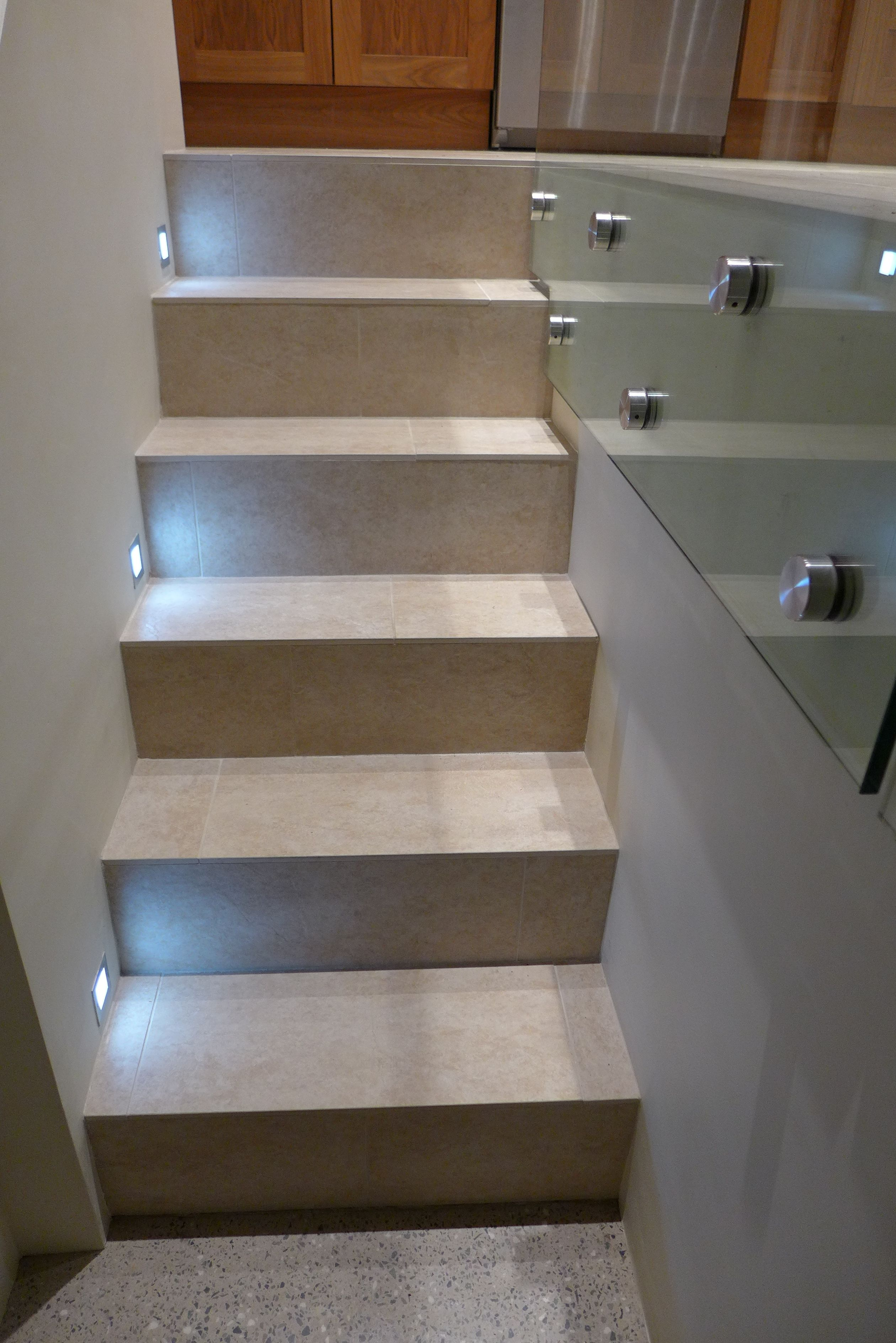 interior step lighting. Step Lights Here Lighting Steps To Basement Conversion In Conservatory Side Extension Edwardian Terrace. Interior
