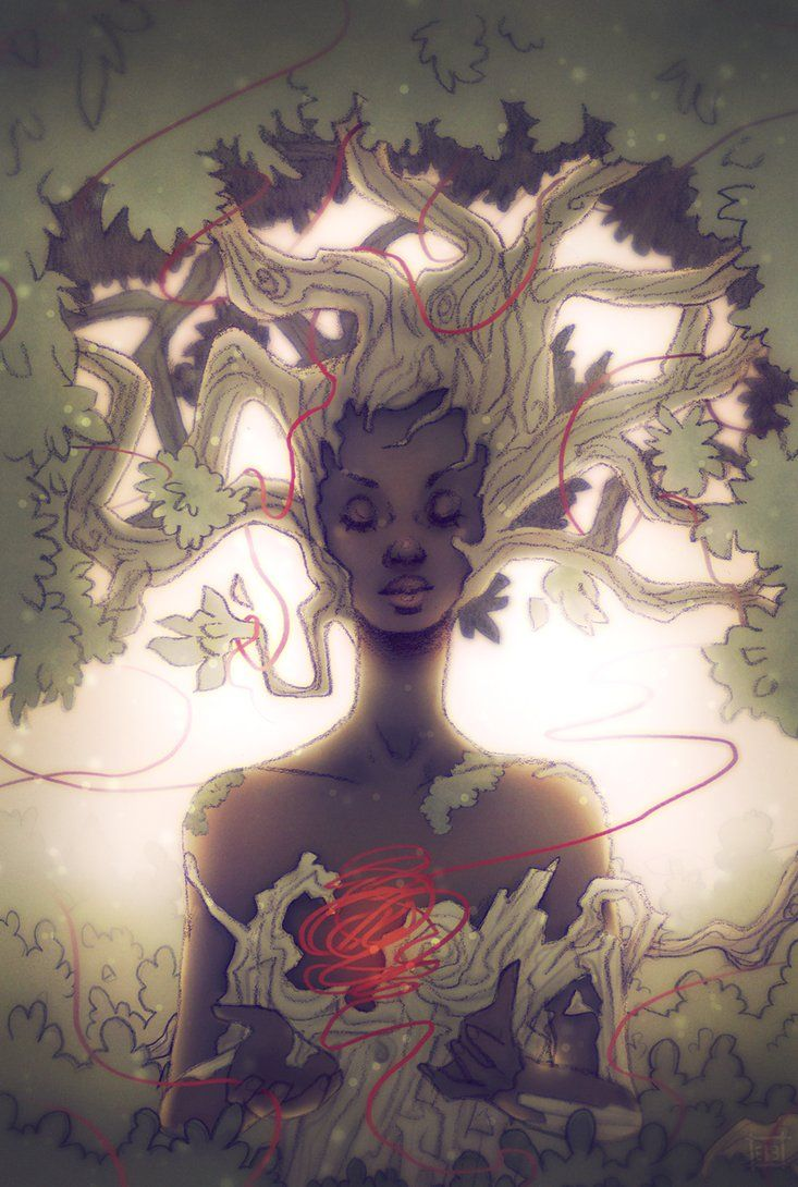 Mother Earth by Peppermint-Pinwheel on DeviantArt | MOTHER ...