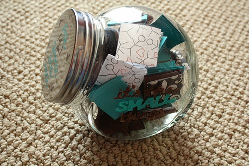 52 small favors for hubby to draw and me to do each week of the year