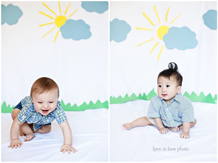 6 mo. baby photoshoot | Baby Photo shoot Ideas | Pinterest ...