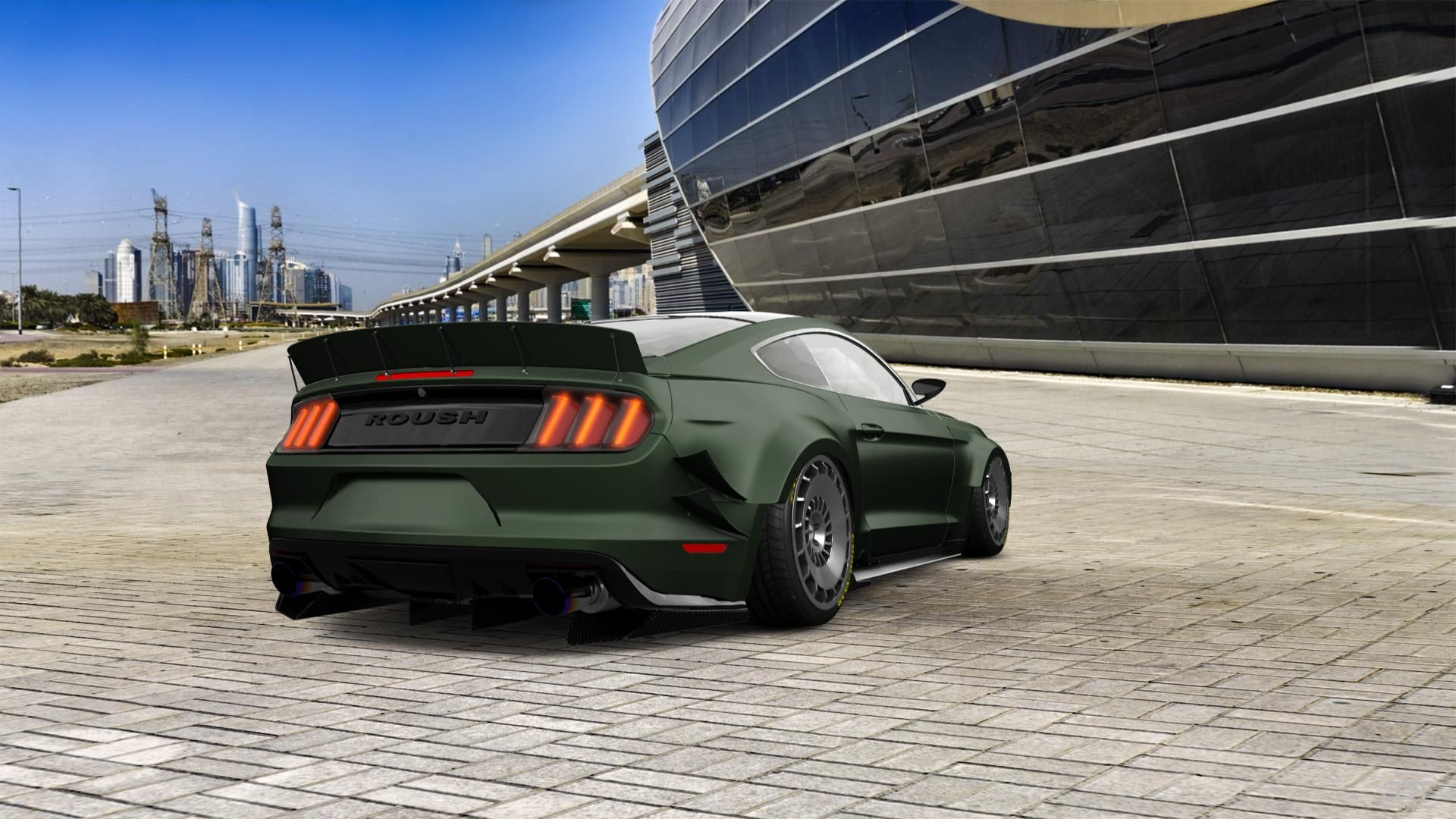 Checkout My Tuning Ford Mustanggt 2015 At 3dtuning 3dtuning