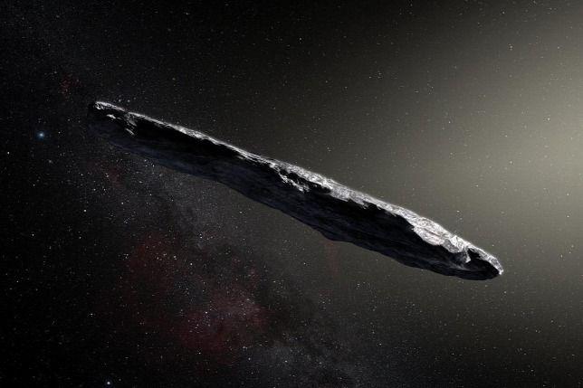 Lehet, hogy földönkívüli űrszonda az aszteroidának hitt objektum