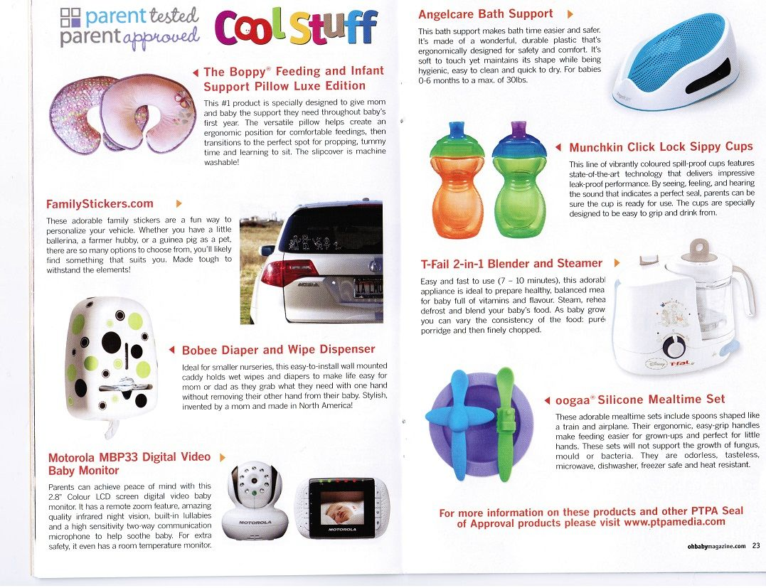 """""""Ideal for smaller nurseries, this caddy makes life easy"""