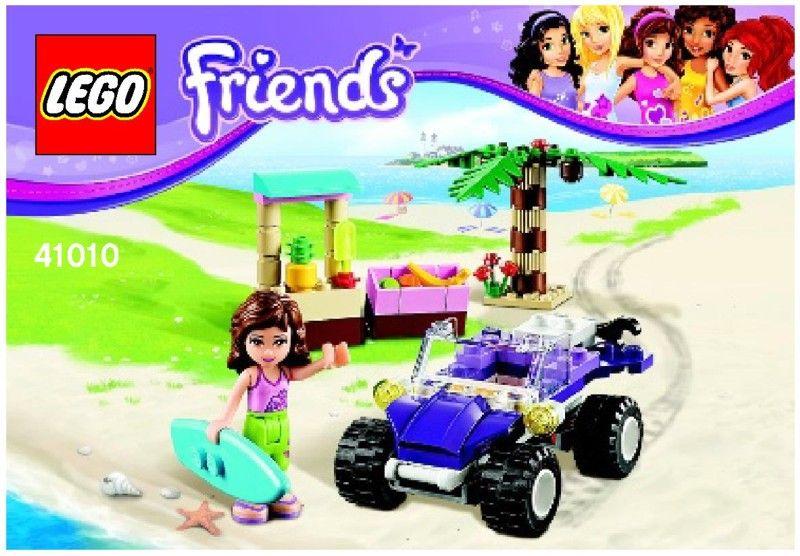 Olivias Beach Buggy Lego Friends Pinterest Beach Buggy Lego