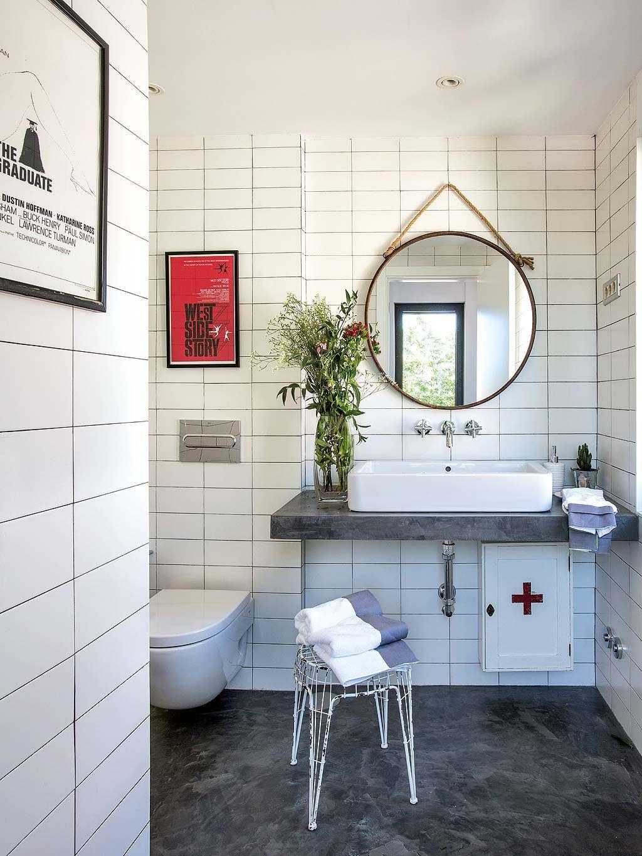 3 plantas y jardín en la ciudad 😎 | Muebles de lavabo ...