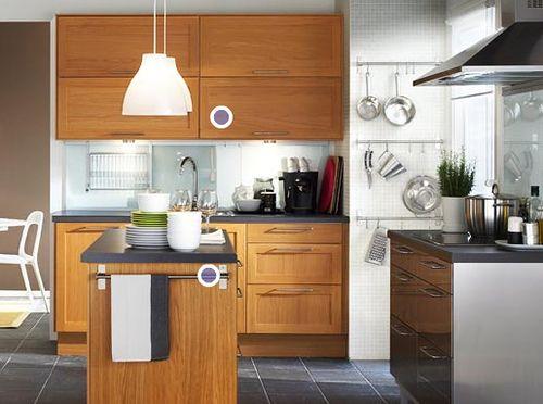 Muebles para cocinas cocinas rústicas cocinas modernas decoracion ...