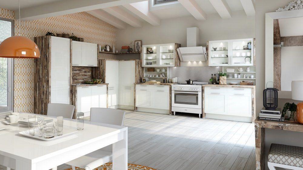 Ixina d couvrez la nouvelle collection de cuisines 2015 for Cuisine ixina