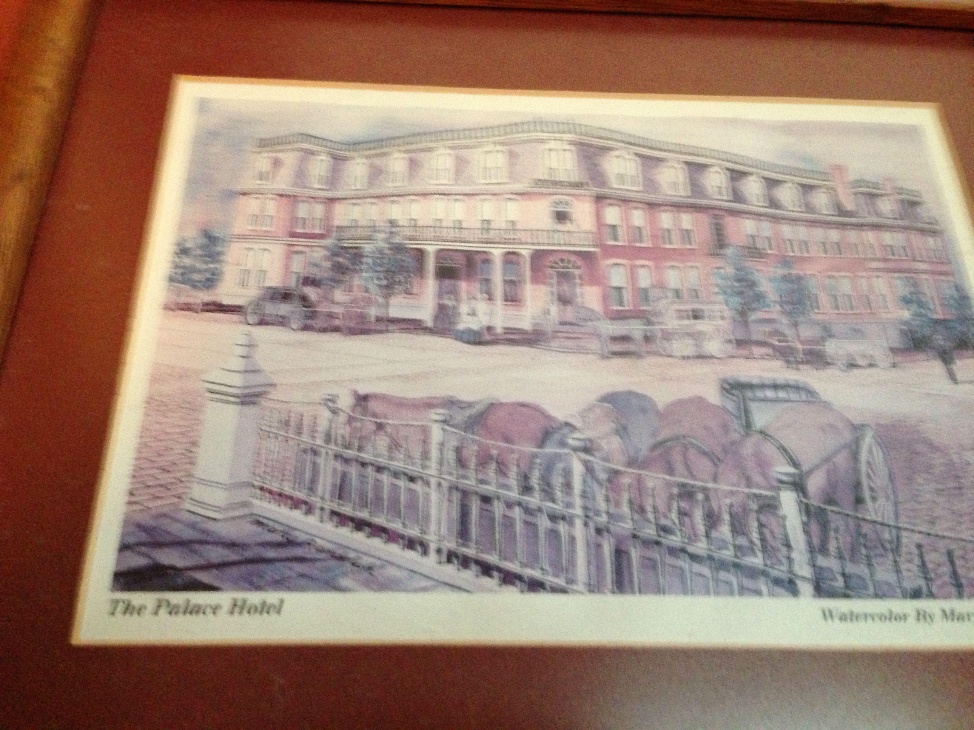 Palace Hotel Fulton Mo Elished 1870 My Pas Owned Operated