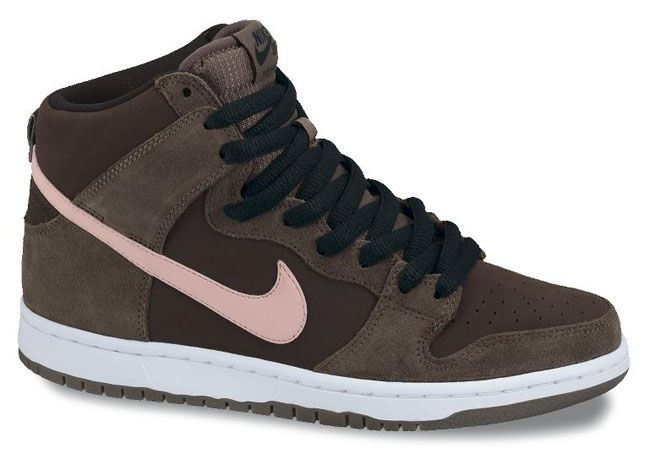"hot sale online 52dfa da9ae Nike SB Dunk High Pro ""Ion Pink""  KicksOnFire"