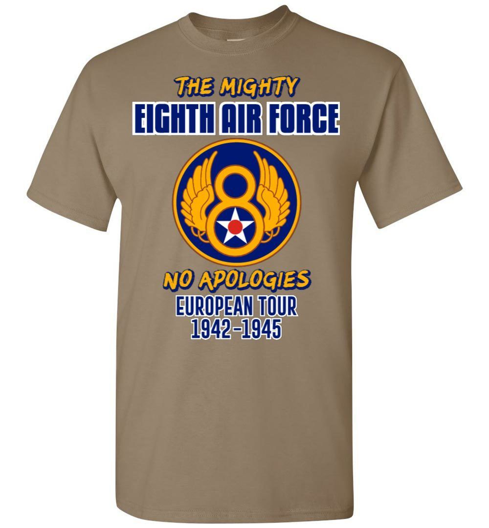 The Mighty Eighth Air Force Gildan T-Shirt