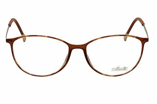 723a25ee0b Silhouette Eyeglasses Urban Lite 1562 6060 Marsala Optical Frame 53x16x140mm