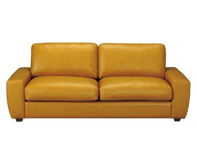 TERRA Leather sofa 3 seater(テラ レザー ソファ 3 シーター)【unico / ウニコ】の情報はリクルートが運営する家具サイト【タブルーム】でチェック!