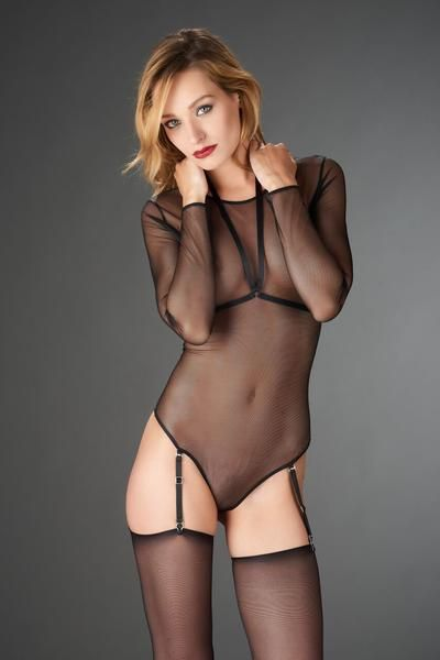 6d3c2f026e5e5 #shopping #style #gift #valentines #lingerie #body #bodysuit #thong #harness  #lust #love #shopping #maisonclose #black