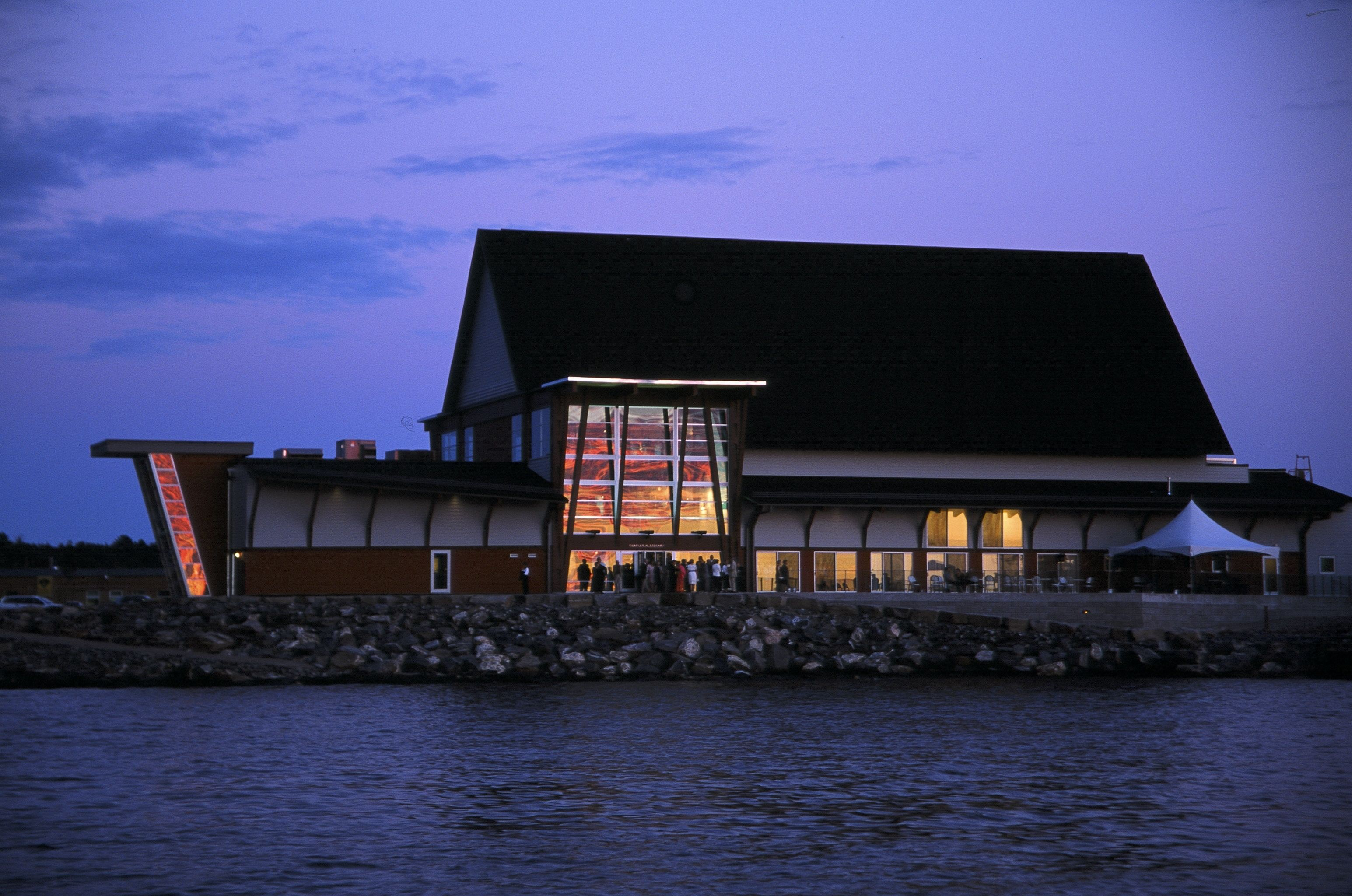 The Stockey Centre on Bay in Parry Sound, ON