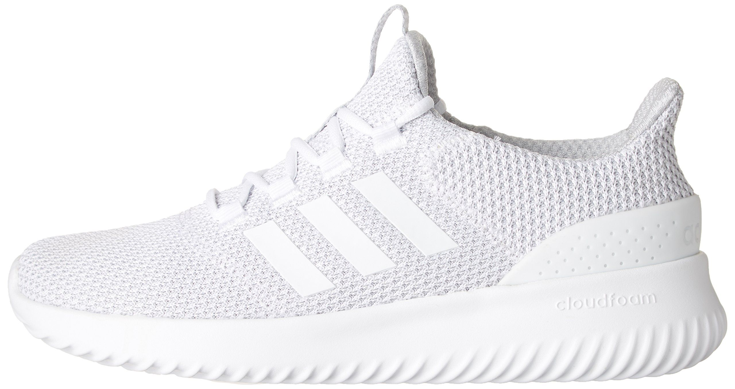 872090fbb14 adidas Mens Cloudfoam Ultimate Running Shoe White Grey 10 Medium US    Read  more reviews of the product by visiting the link on the image-affiliate  link.