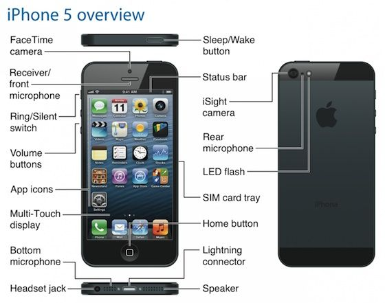 What Do All The Buttons On The Iphone 6 Series Do Manual Guide