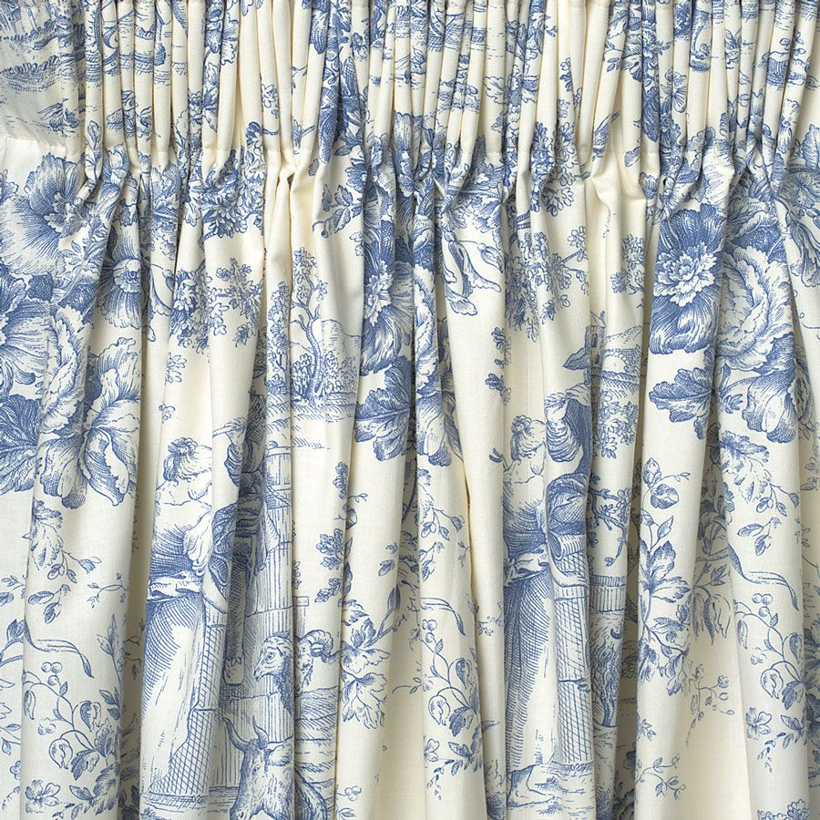 Black toile shower curtain - Black French Toile Shower Curtain Blue Toile Shower Curtain 17 Best Images About Valances On