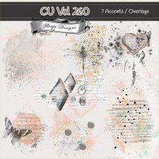 Cu vol 260 Accent { Florju Designs } #CUdigitals cudigitals.comcu commercialdigitalscrapscrapbookgraphics #digiscrap