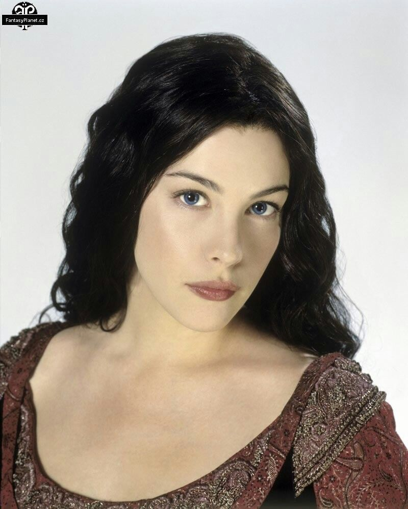 Arwen By Liv Tyler One Hot Elven Princess Lord Of The Rings Liv Tyler Arwen