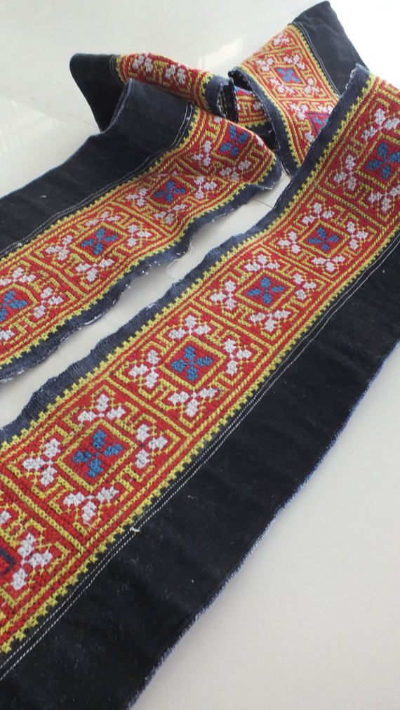 Colorful Hmong Nähmustern Picture Collection - Decke Stricken Muster ...
